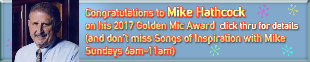 Mike Hathcock wins Golden Mic